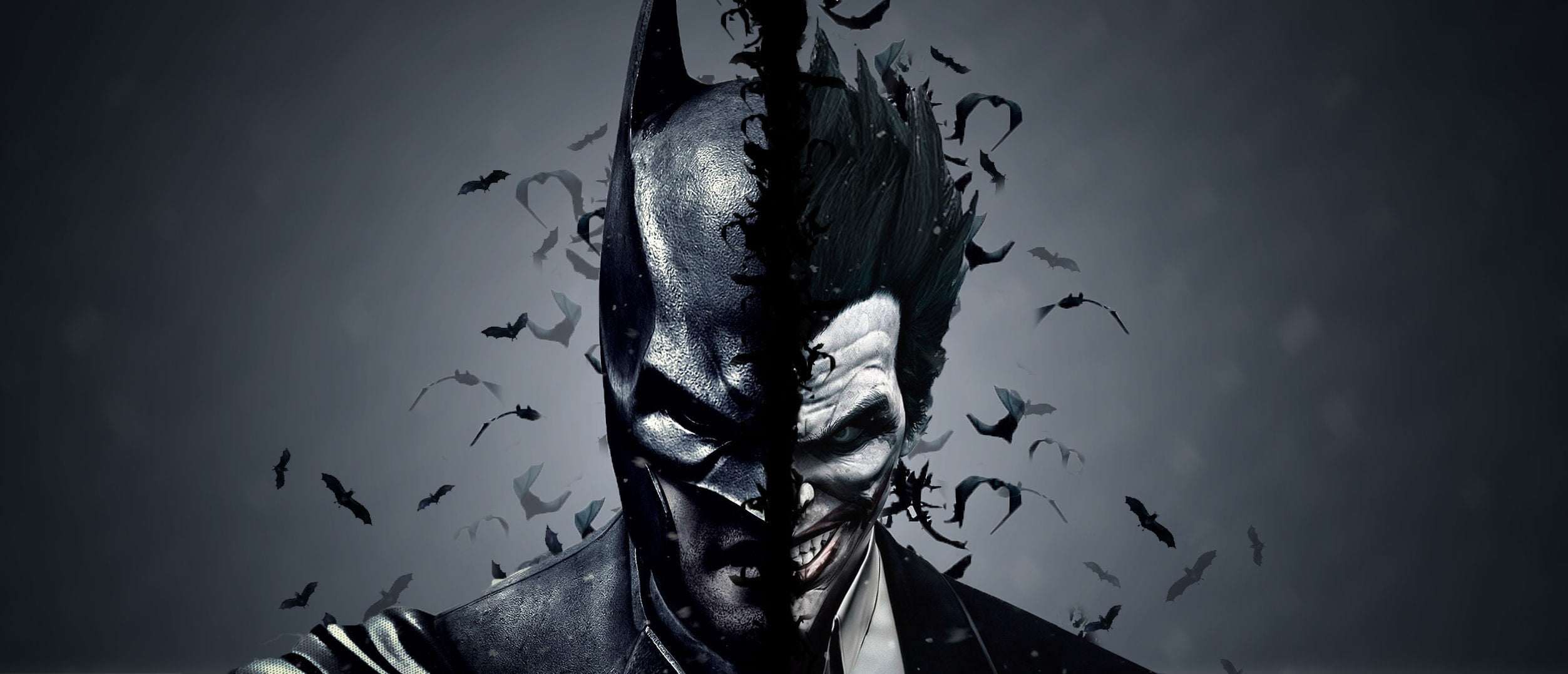 Black Wallpaper Iphone 7 Plus Batman And Joker Wallpaper Hd Wallpaper Wallpaper Flare
