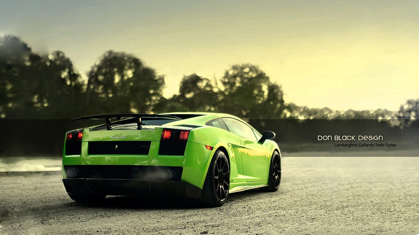 Iphone 2g Wallpaper Green Lamborghini Car Transport Car Lamborghini