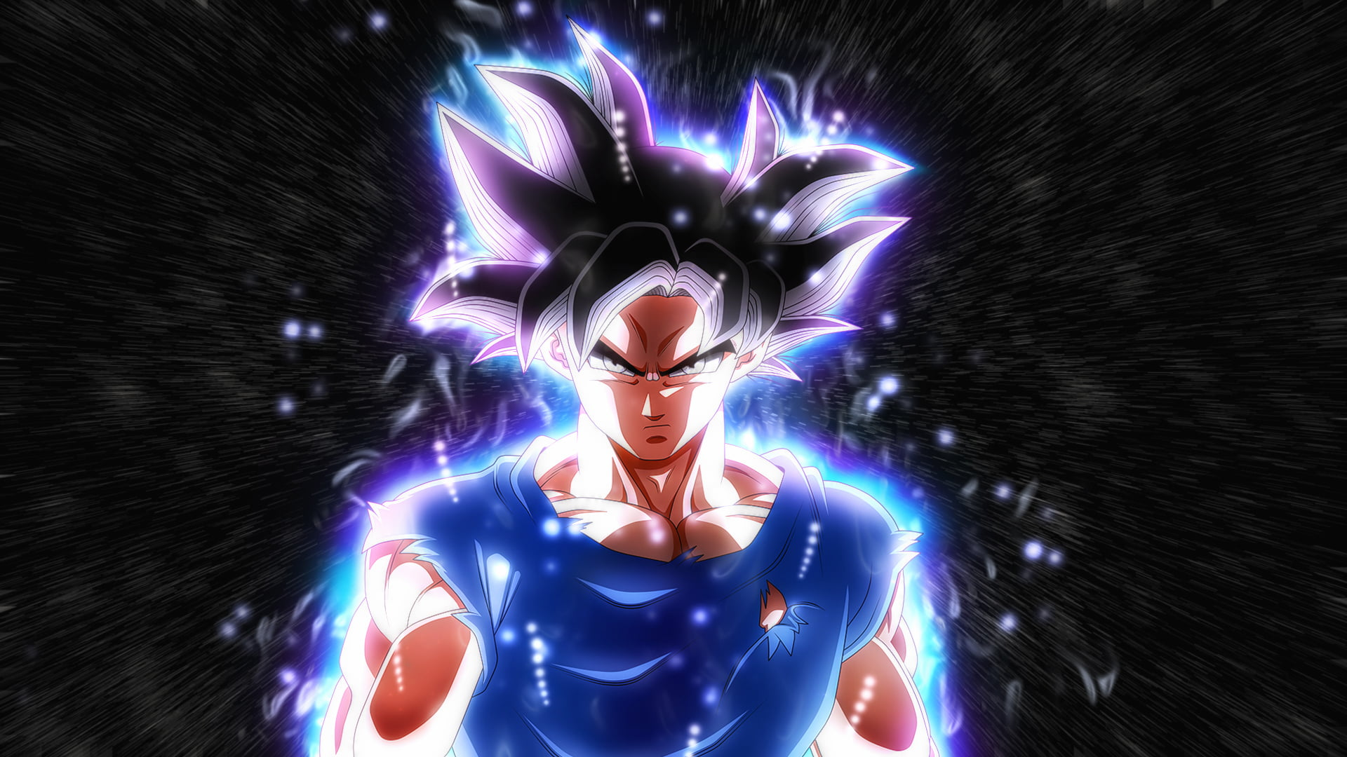 Live Wallpaper For Iphone 3gs Son Goku Hd Wallpaper Wallpaper Flare