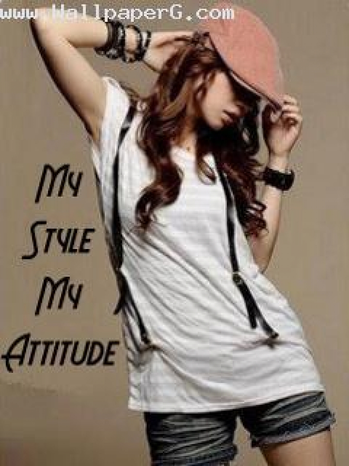 Cute Boy Wallpapers For Fb Download Hd Wallpaper Of Attitude Girl In Stylish Ego