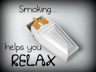 Bad Girl Quotes Wallpapers Download Smoking Helps You Relax Saying Quote Wallpapers