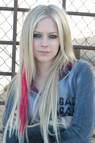 Nice Girl Wallpaper Download Download Cute Avril Lavigne Hollywood Actress Images For