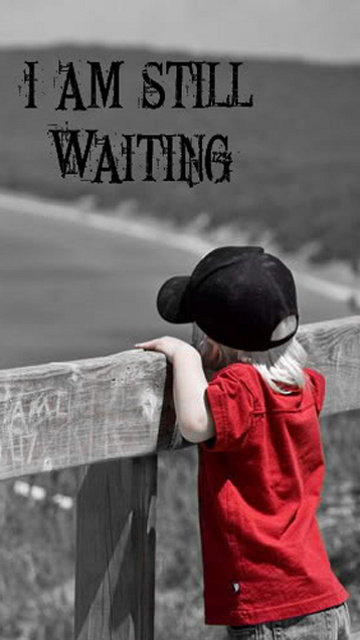 Sad Baby Girl Wallpaper Download Download Still Waiting 4 U Love And Hurt Quotes For Your