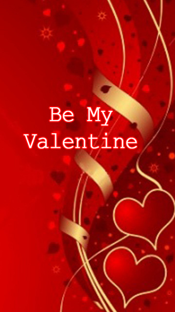 Sweet Girl Boy Love Wallpaper Download Be My Valentine Heart Touching Love Quote For