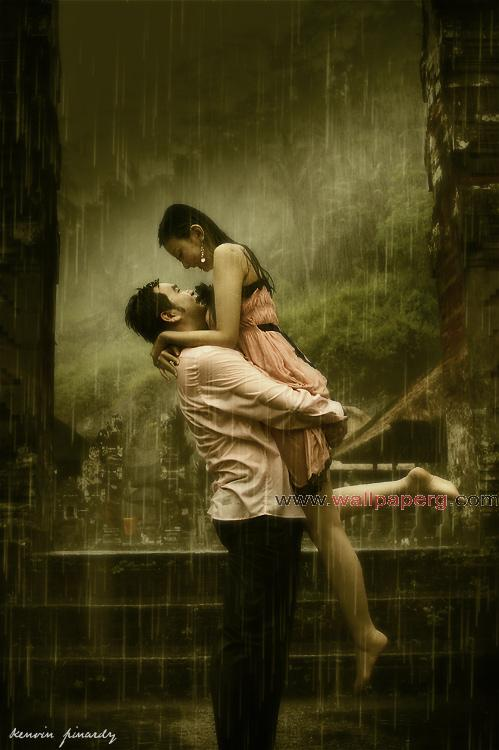 Boy And Girl Hug Wallpapers Download Rain Hug Love And Emotion For Your Mobile Cell