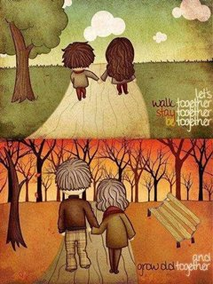 Cute Sad Baby Girl Wallpaper With Quotes Download Lets Walk Together Dear Love And Hurt Quotes