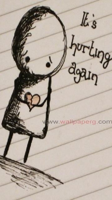 Cute Pari Doll Wallpapers Download Its Hurting Again Love And Hurt Quotes For Your