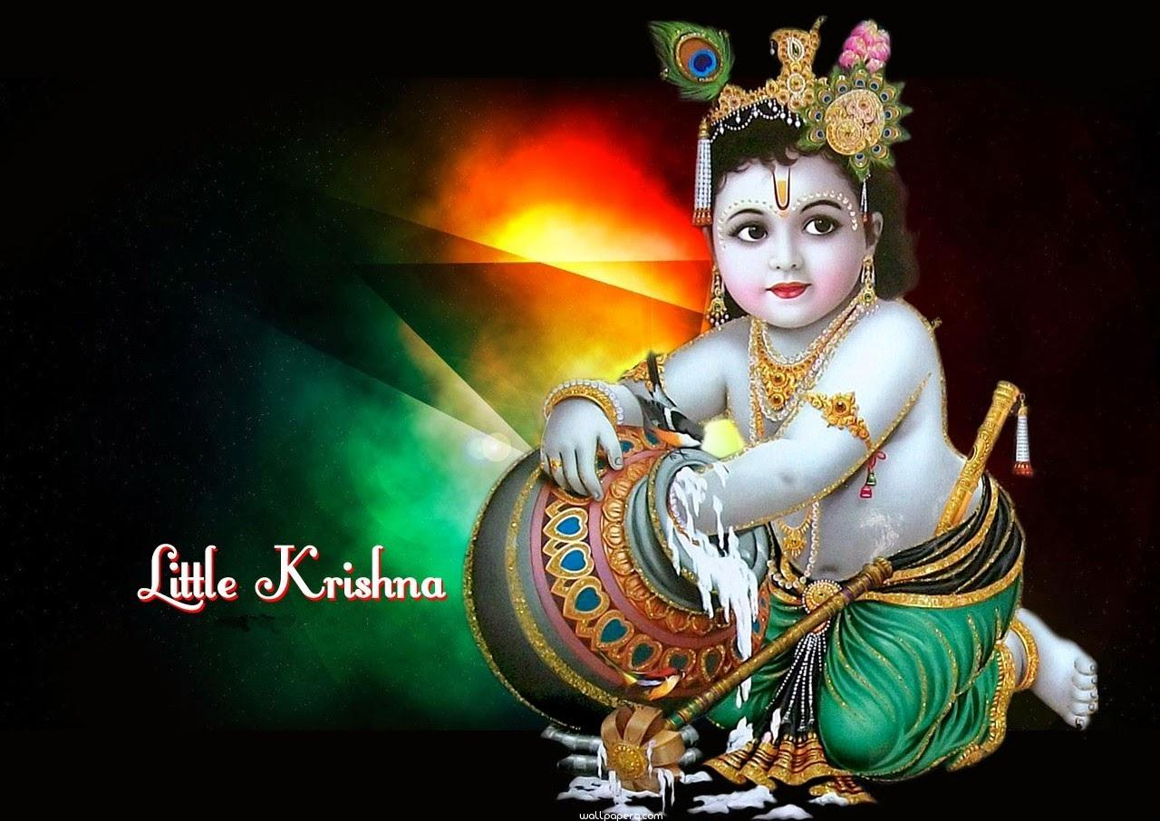 Best Sai Baba 3d Wallpaper Download Bal Gopal Hd Wallpaper For Janamashtmi For Laptop