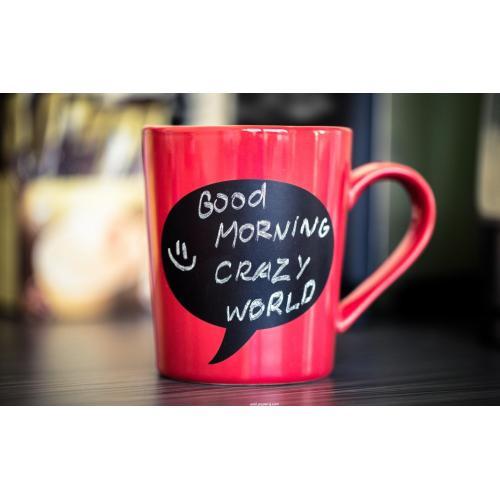 Medium Crop Of Good Morning Coffee Mug Images