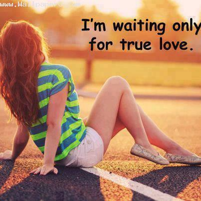 Animated Couple Kissing Wallpaper Download Waiting For True Love Profile Pics For Girls