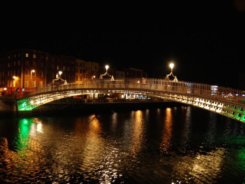 Ha\u0027penny Bridge Dublin Ireland Wallpaper - Free HD Downloads