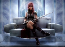 Boots Cityscapes Flying Fantasy Art Final Fantasy Xiii