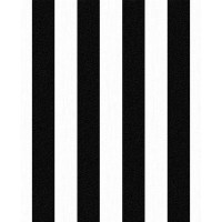 Glitterati Black White Stripe 32-960 Wallpaper