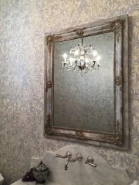 Powder Room Wallpaper. Powder Room Painting Ideas Powder ...