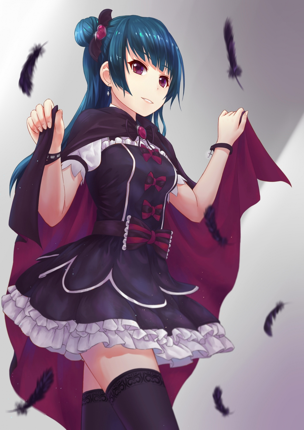 Live Wallpaper For Iphone 3gs Wallpaper Love Live Sunshine Tsushima Yoshiko Cape