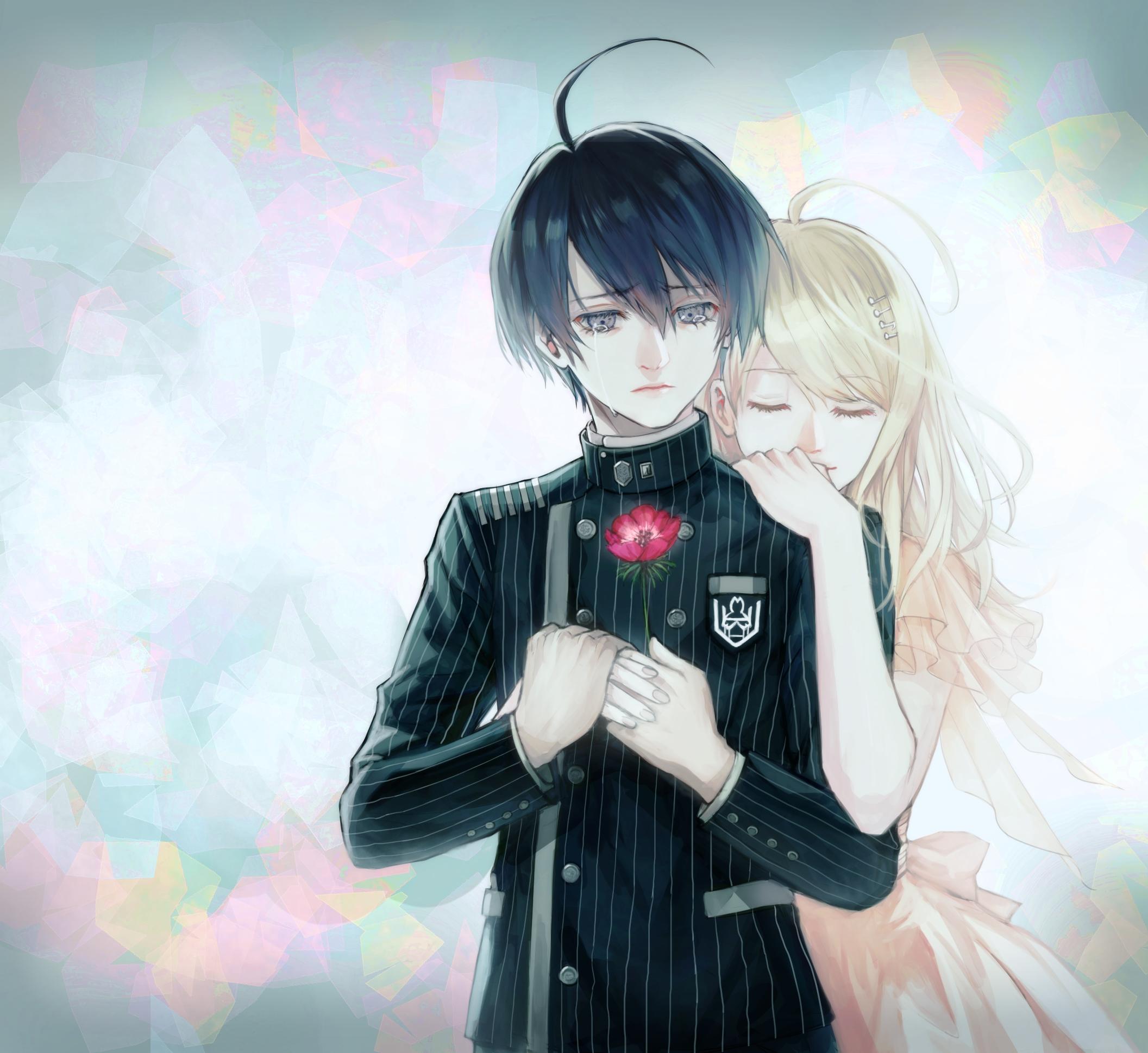 Cute Kid Couples Wallpapers Romantic Back Hug Anime Www Imgkid Com The Image Kid