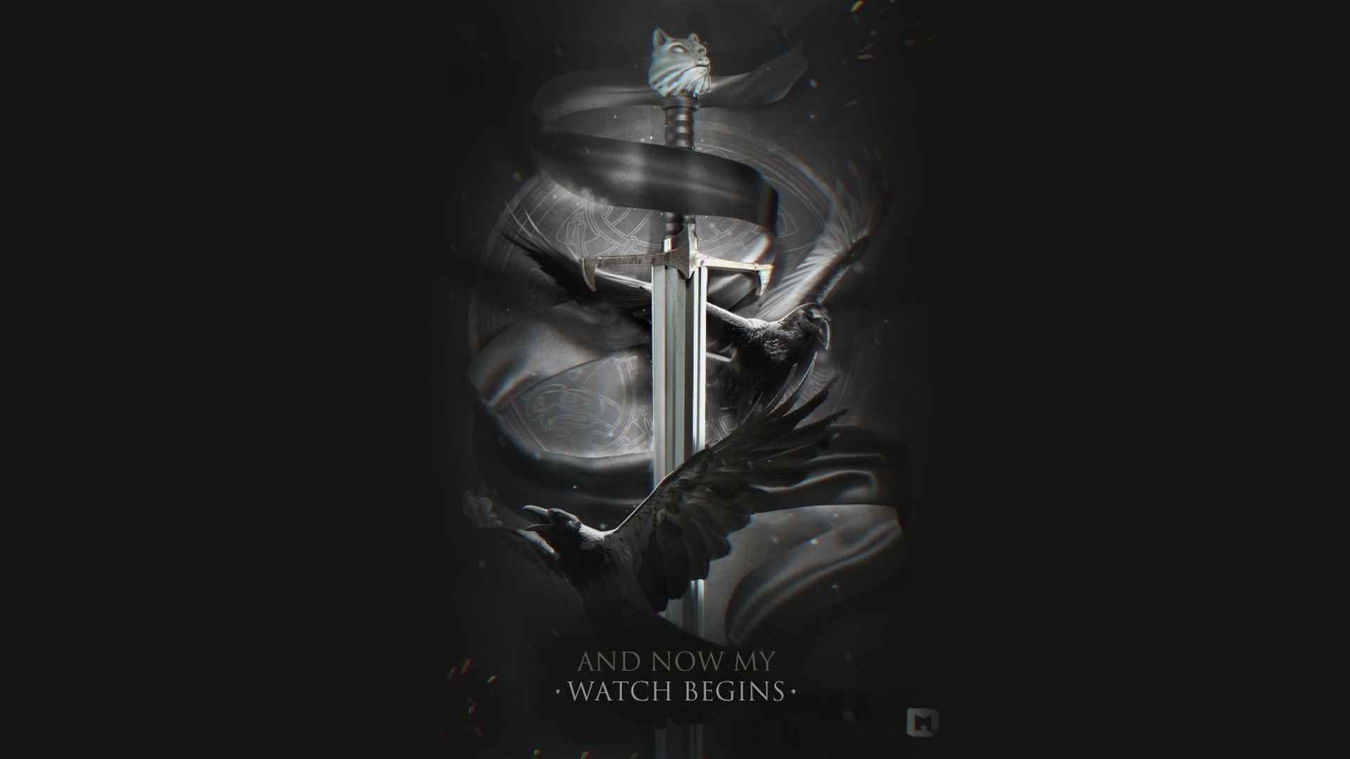 3d Windows Phone Wallpaper Download 1920x1080 Game Of Thrones And Now My Watch
