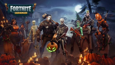 Download 1920x1080 Fortnite Cauchemars, Pumpkins, Artwork Wallpapers for Widescreen ...
