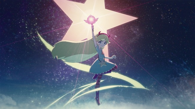 Butterfly Wallpaper For Desktop With Animation Wallpaper Star Butterfly Star Vs The Forces Of Evil