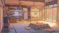 anime-room-kitchen-inside-the-building-kotatsu-scenic ...