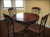 wrought iron dining room tables indoor wrought iron dining ...