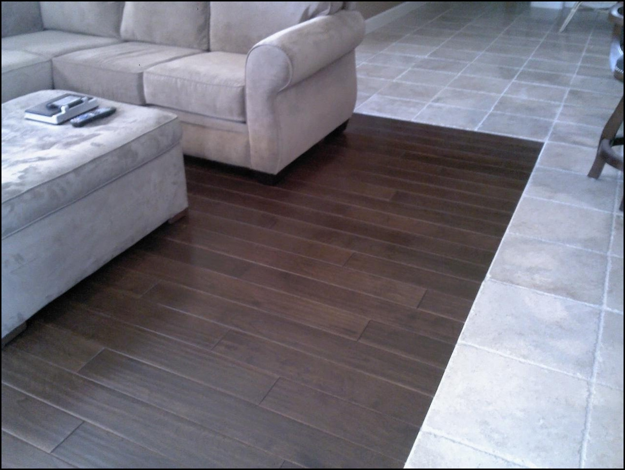 Hardwood Floor Tile 11
