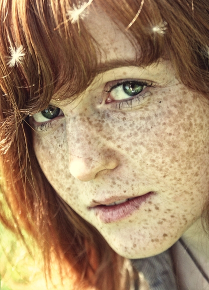 Anime Girl Wallpaper With Names Women Redheads Freckles High Quality Wallpapers High