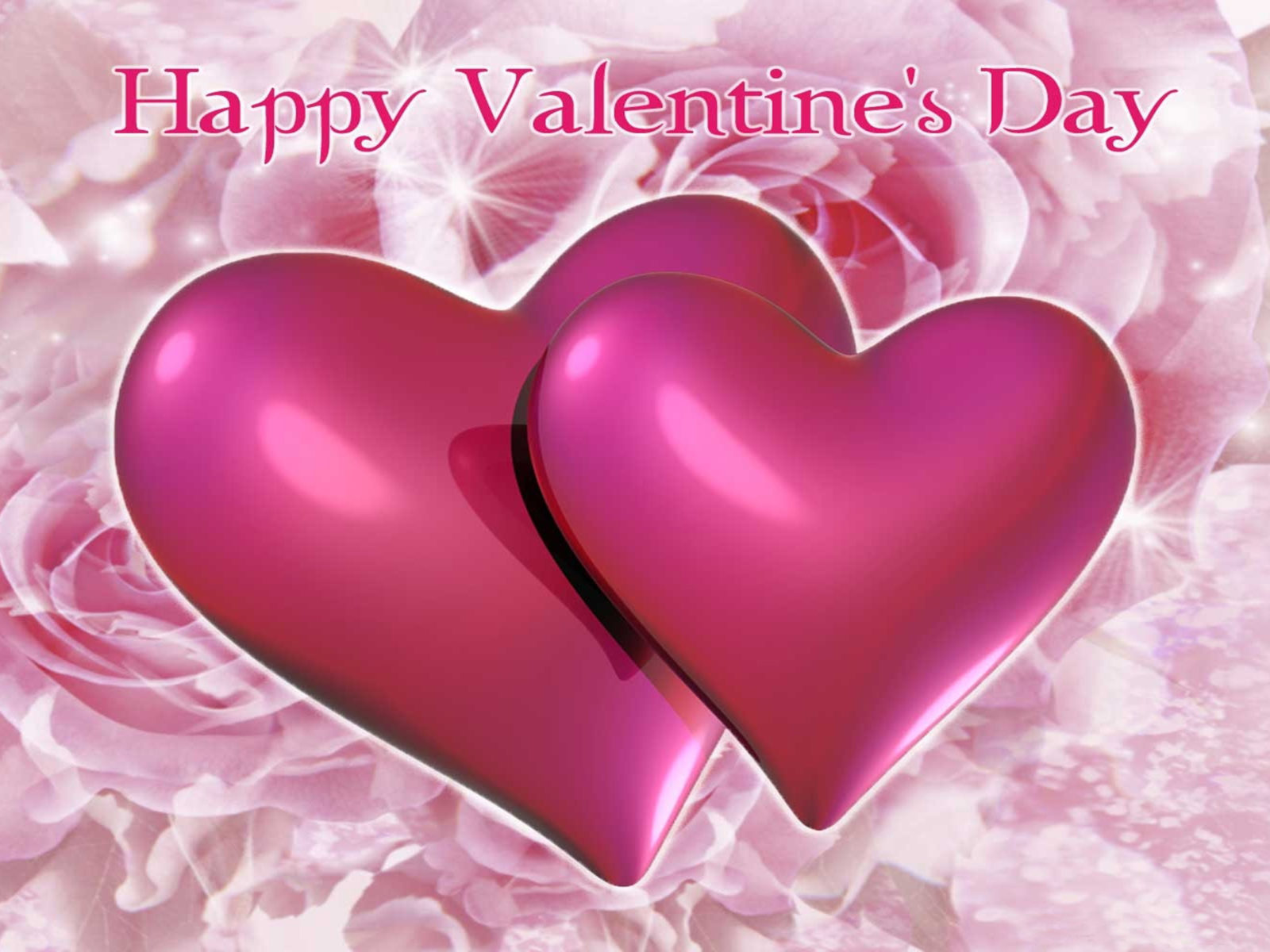 3d Wallpaper Water Drop Happy Valentines Day Hearts Wallpaper 2015 02