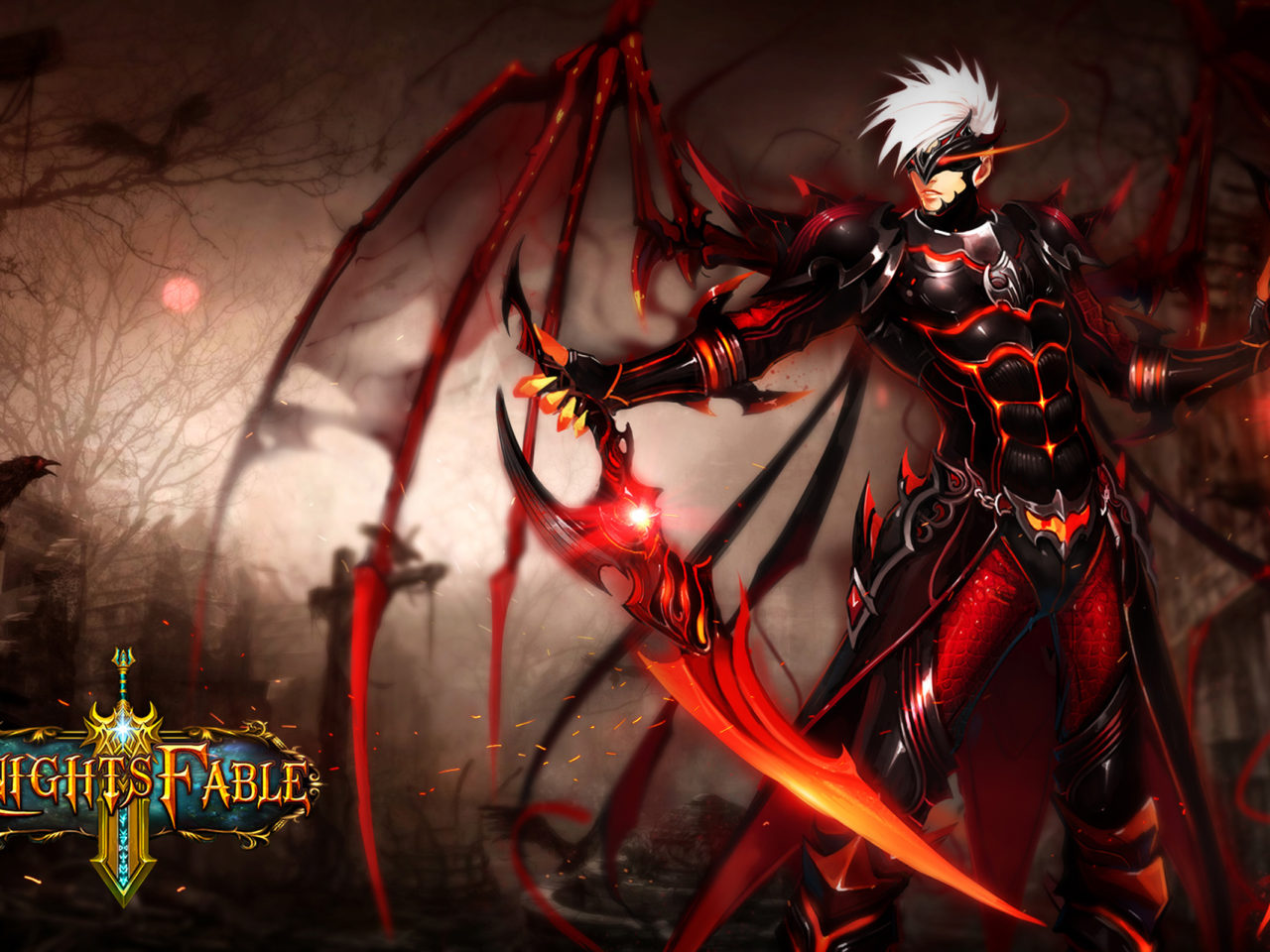 Hd Batman Iphone Wallpaper Knights Fable Fantasy Mmo Rpg Online Hero Heroes King