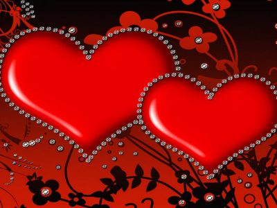 Love Holidays Saint Valentines Day Loving Heart Wallpapers For Desktop : Wallpapers13.com