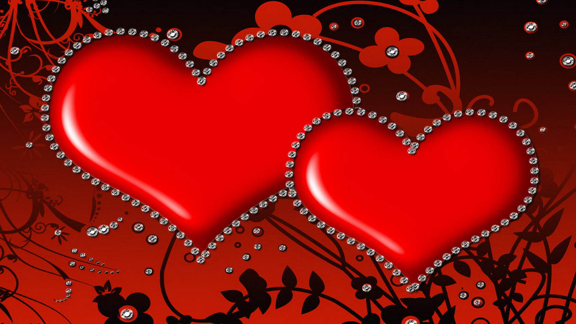 Cute Valentine Pc Wallpaper Love Holidays Saint Valentines Day Loving Heart Wallpapers