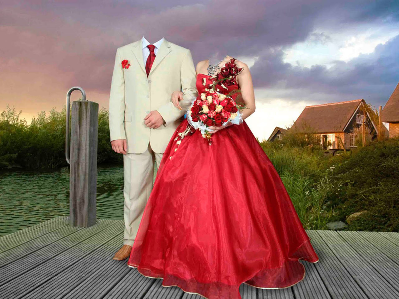 New 3d Hd Wallpaper Free Download Template For The Bride And Groom Photo Psd Wallpapers13 Com