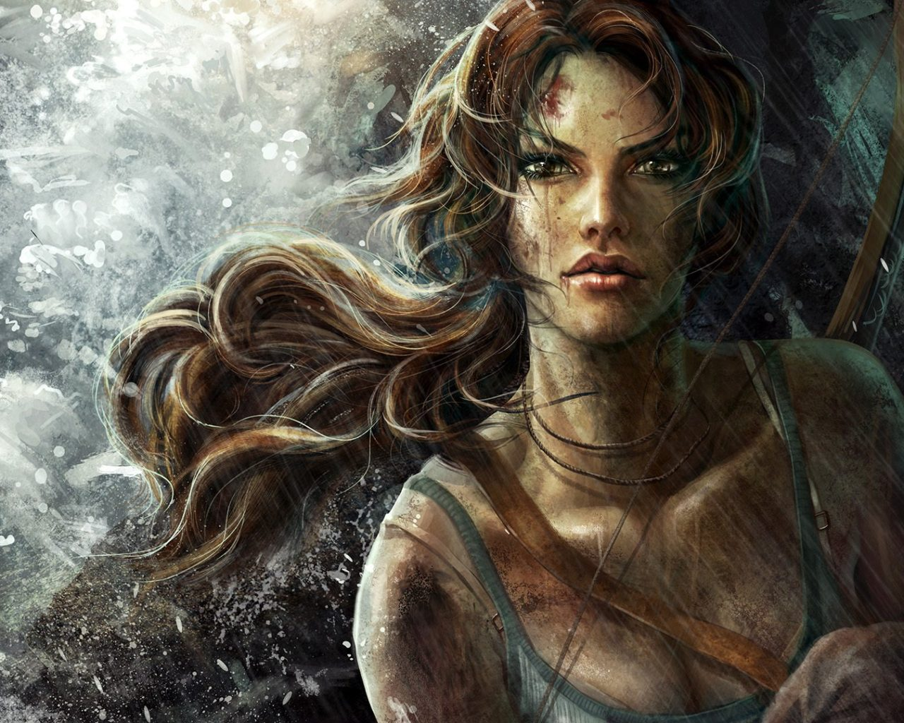 Android World Beautiful Girl Wallpapers Tomb Raider Action Adventure Lara Croft Fantasy 1920x1080