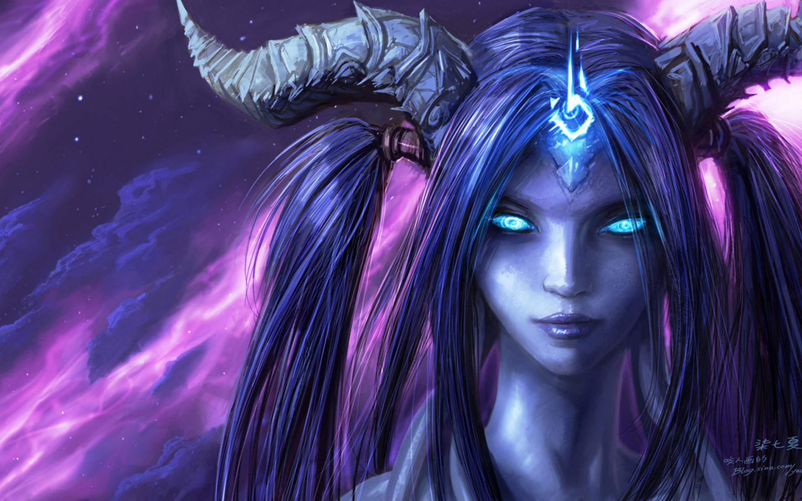 Beautiful Girl Wallpaper For Fb World Of Warcraft Beauty Wallpapers Hd 2560x1600