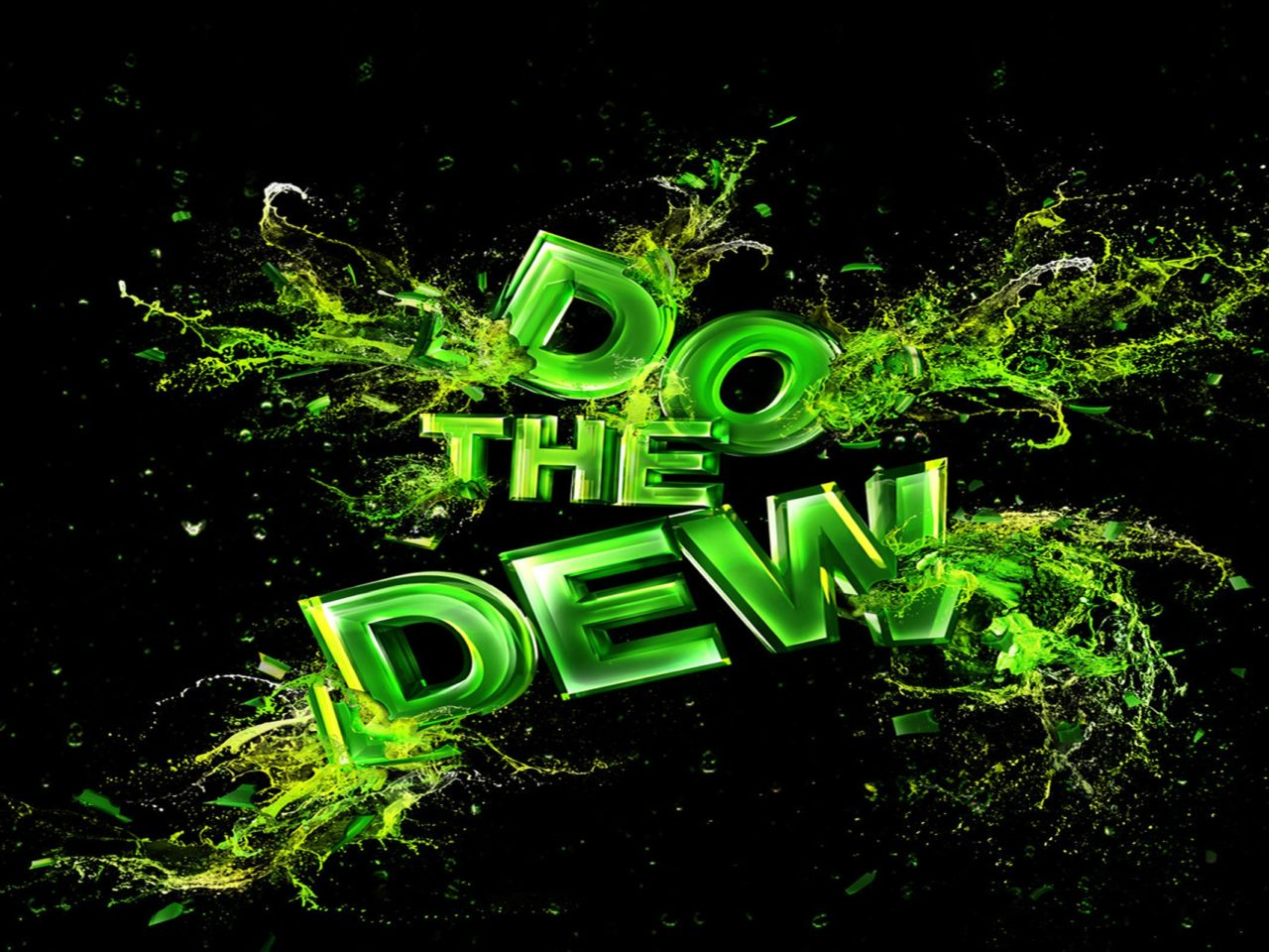 Car Wallpaper 1280x1024 Do The Dew By Chin 06547 Wallpapers13 Com