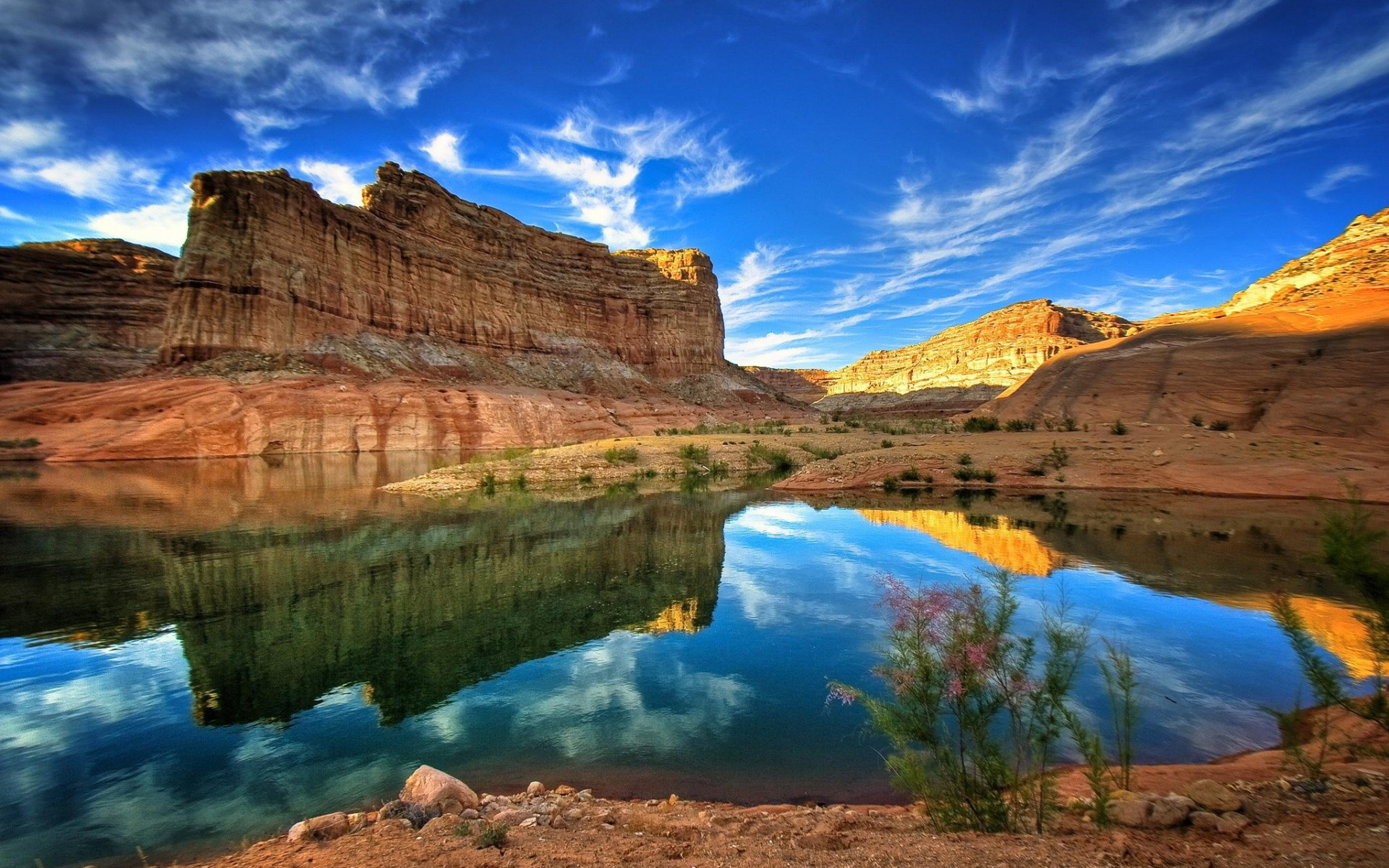 Free Fall Wallpaper For Ipad 2 Landscapes Nature Hdr Photography Desktop 3840x2400 Hd