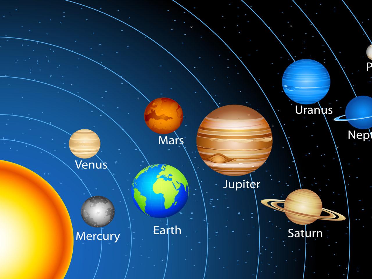Nebula Wallpaper Hd Planets And Solar System Hd Wallpaper 9877 Wallpapers13 Com