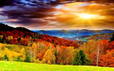 Widescreen Beautiful Scenery Nautre Hd Desktop Wallpaper ...