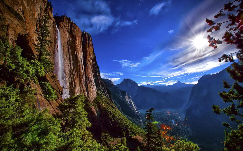 Autumn Wallpaper Iphone 4 Yosemite National Park Desktop Background 596043
