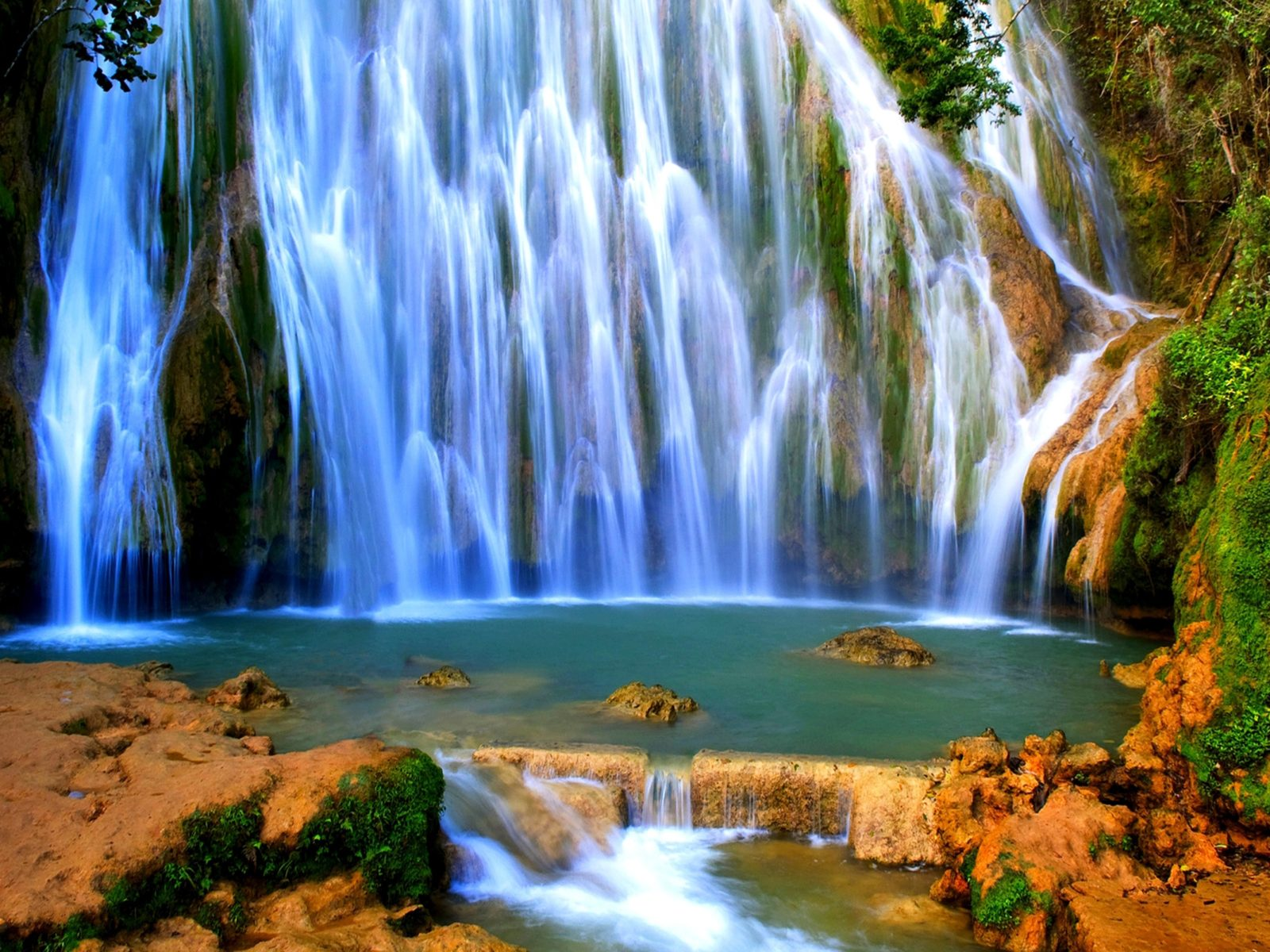 Beautiful Cars Hd Wallpapers Download Beautiful Hd Wallpaper Waterfall Rocks Forest 247018