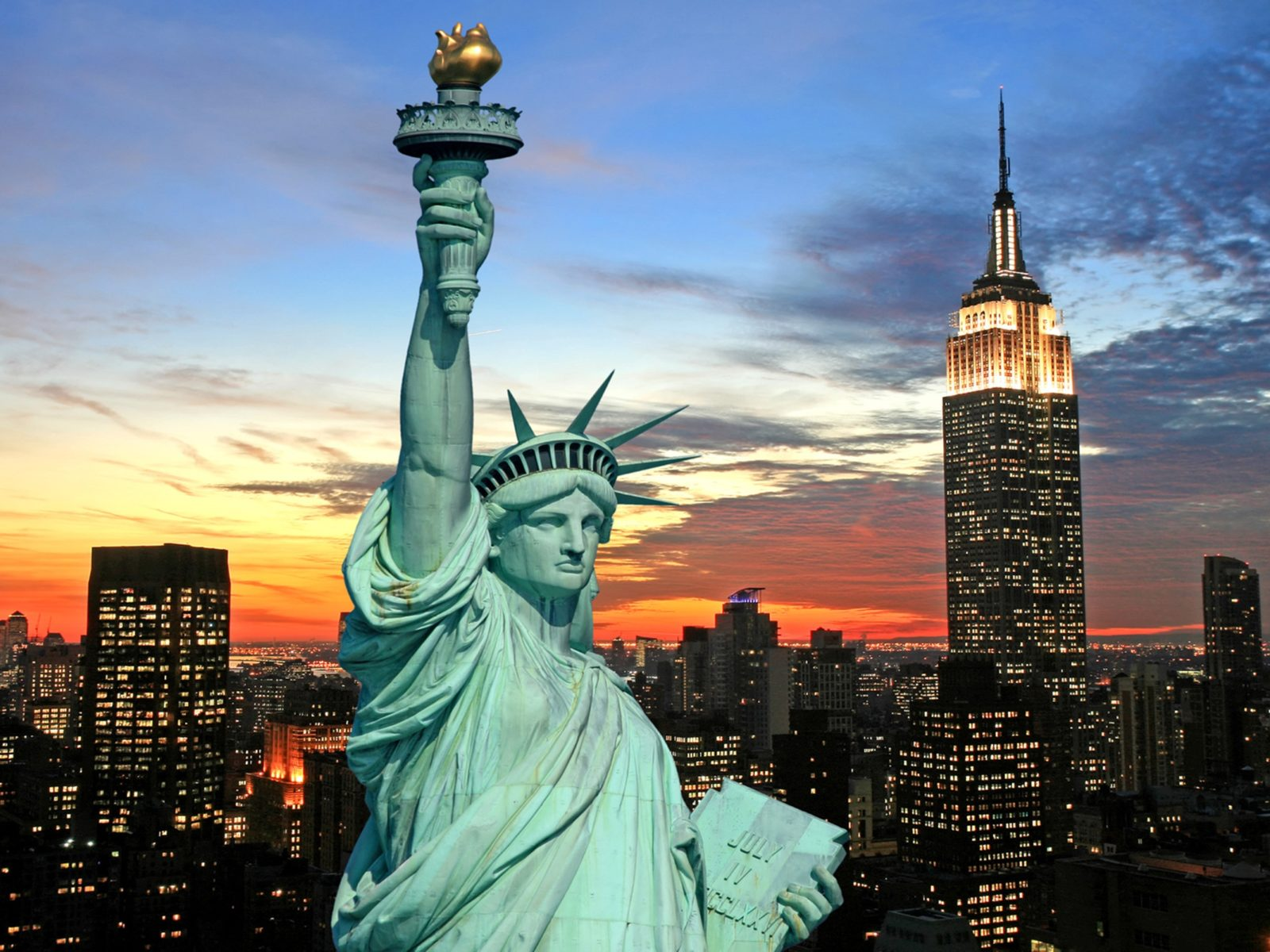 Nyc Iphone Wallpaper New York City Statue Of Liberty Fotolia 56815