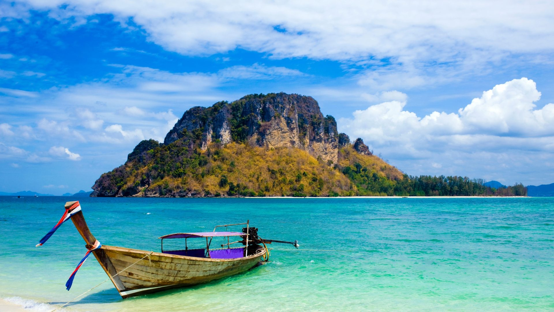 Lock Screen Wallpaper Hd Thailand Island Beautiful Scenery Hd Wallpaper 7448