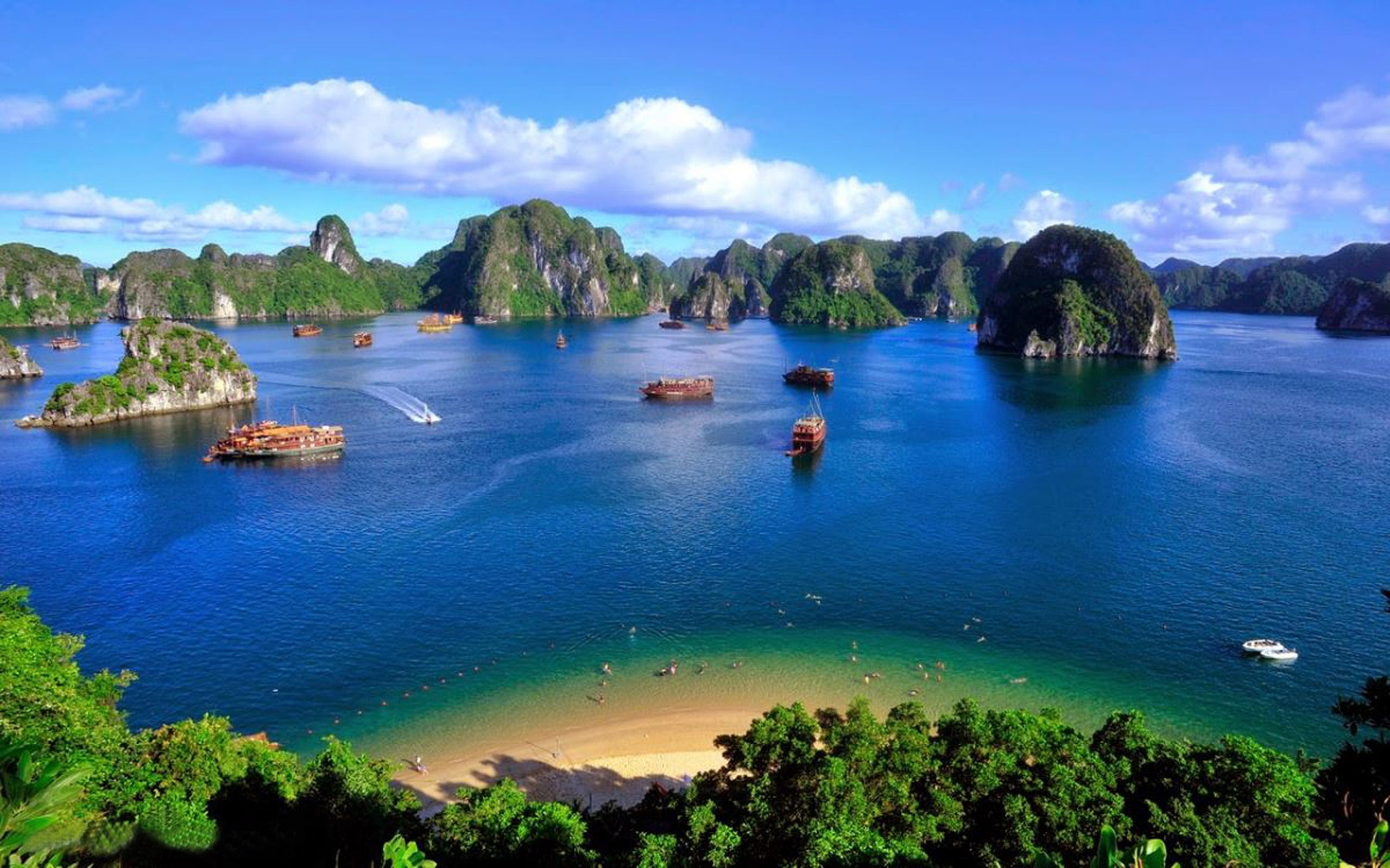 Iphone 5 Wallpaper Hd Star Wars Vietnam Halong Bay 0543681 Wallpapers13 Com