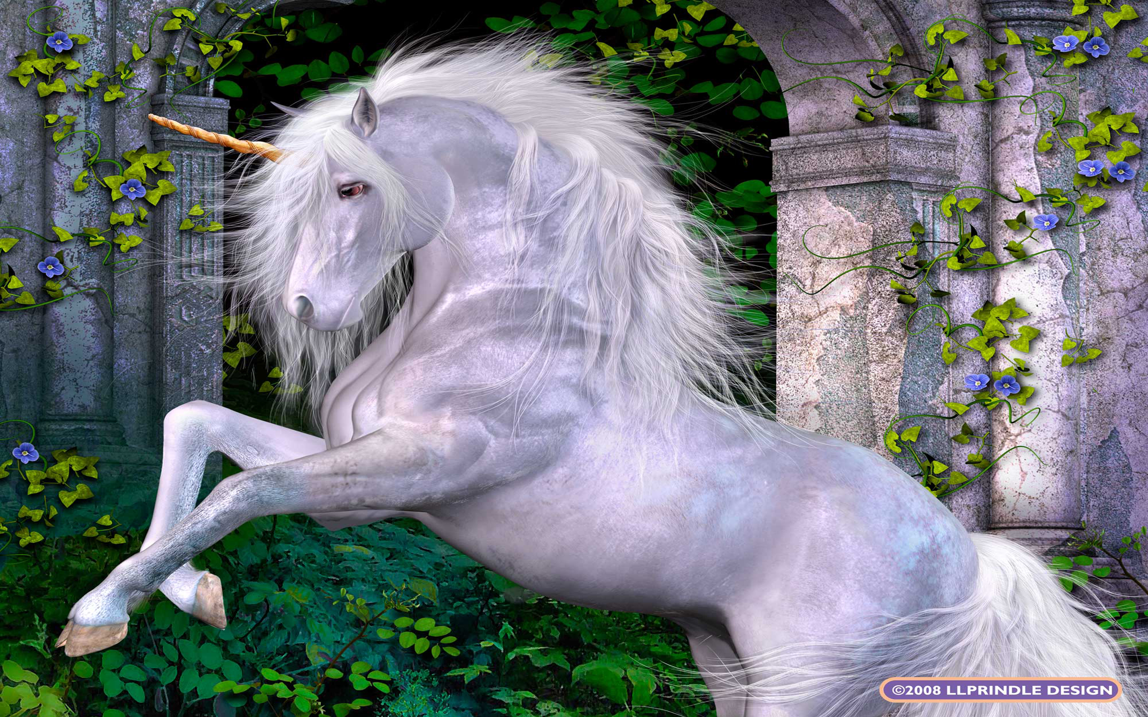 Wallpaper Harry Potter Iphone Silky Unicorn Art Picture Wallpaper Hd Wallpapers13 Com