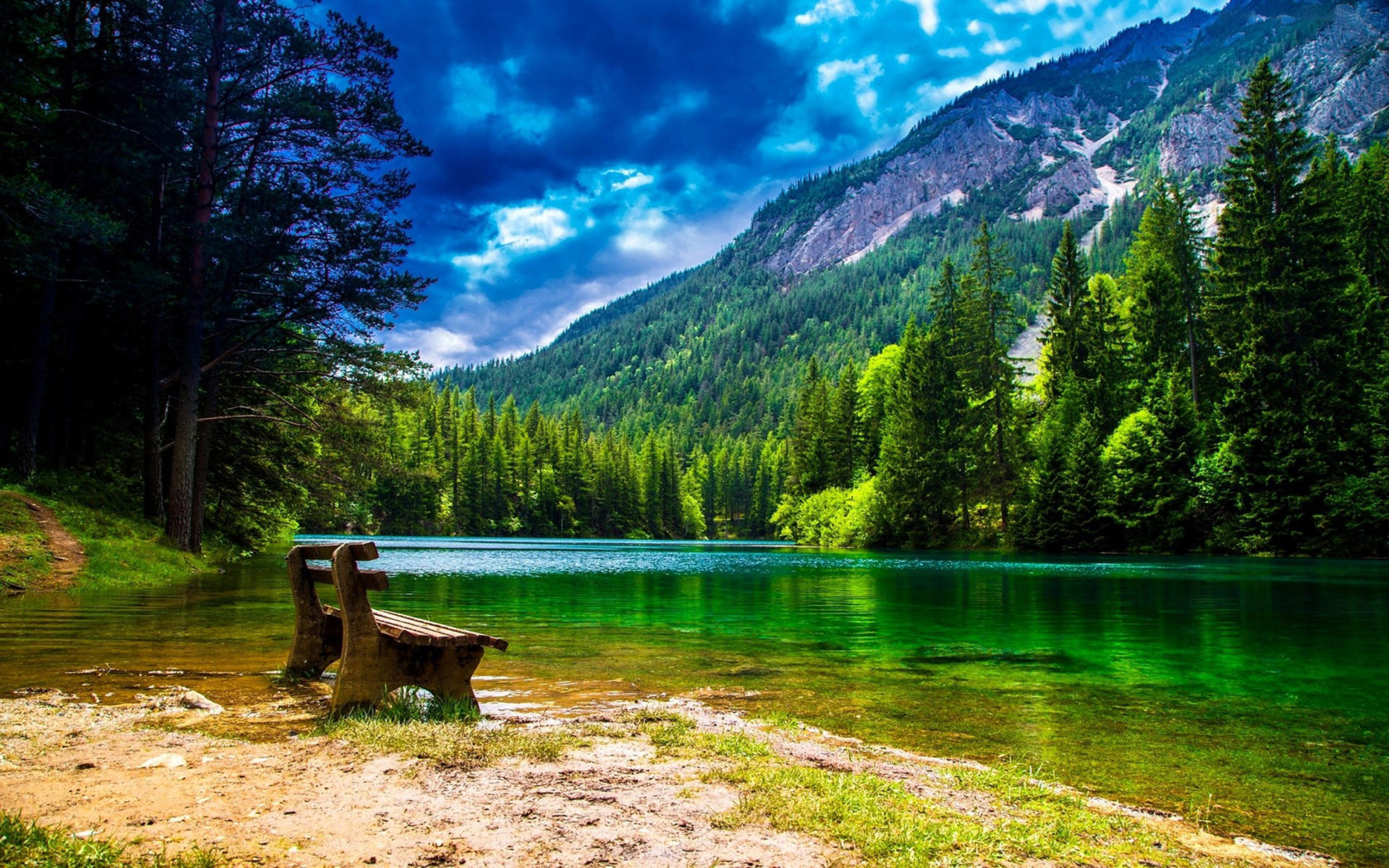 Lock Screen Wallpaper For Iphone 5 Wonderful Mountain Landscape With Green Pine Forest Green