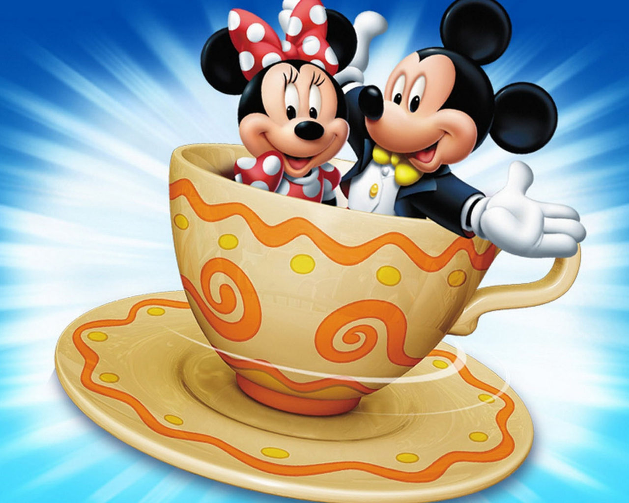 Hunting Iphone Wallpaper Mickey Amp Minnie Mouse Cartoon Pictures Cup Coffee Hd
