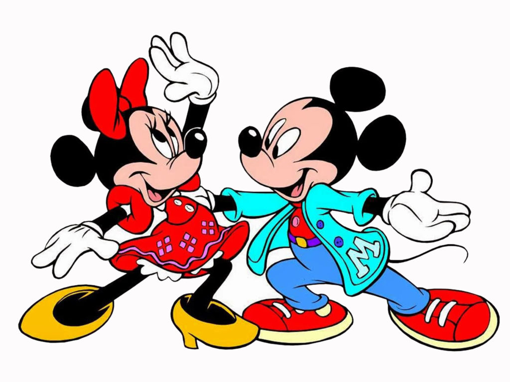 Disney Cars Wallpaper Free Download Mickey Minnie Mouse Dancing Cartoons Hd Wallpapers For