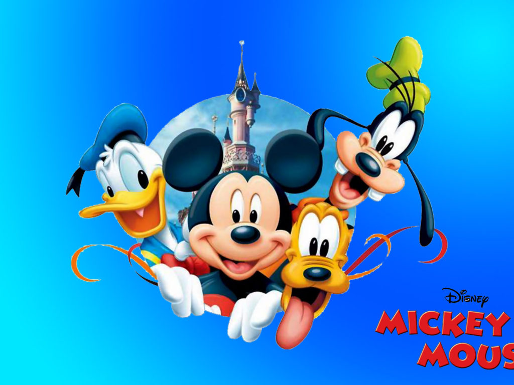Full Hd Wallpapers High Resolution Free Download Mickey Mouse Donald Duck Pluto And Goofy New Hd Desktop