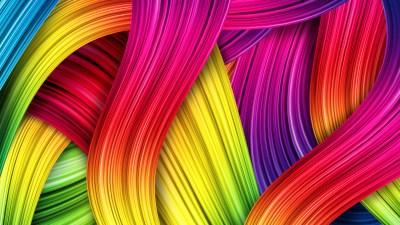 Rainbow 3d Color Wallpaper Hd : Wallpapers13.com