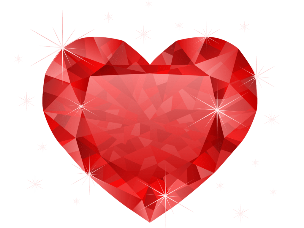 3d Love Red Heart Wallpaper Ruby Heart Wallpaper Hd Wallpapers13 Com